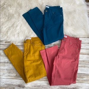 Ann Taylor LOFT Modern Skinny Jeans Set